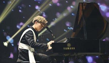 Edan呂爵安八級鋼琴音樂才子讀香港大學  舊照變BBA「生招牌」