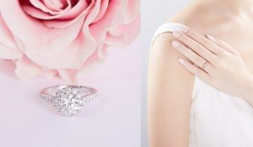 殿堂工藝入門預算 GRAFF訂婚及結婚戒指系列