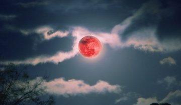 紅色超級月亮傳不祥之兆!曾出現大型災難 數百人遇上船難