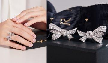 入門款$35,000起 推介8款GRAFF Tilda's Bow系列蝴蝶結珠寶