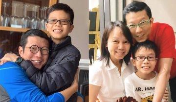 楊英偉TVB「御用壞男人」 現實是愛妻號 與初戀相愛結婚35年!