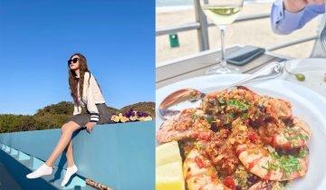 打卡好去處石澳 必去四大打卡景點:粉藍情人橋、異國風情餐廳