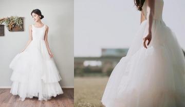 6月限定婚紗Sample Sale 低至3折搶購日本、台灣婚紗設計師品牌