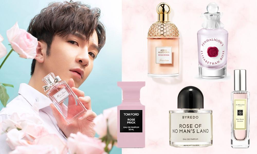 玫瑰香水11大名牌推薦:Miss Dior、Diptyque、GUERLAIN等人氣「約會必勝」花香味!