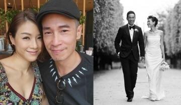 陳茵薇陳豪結婚8年如像熱戀期 網上放閃示愛:他偷走我的心