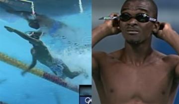 東京奧運|非洲泳手不諳泳術「奧運前9個月始學識游水」創最慢紀錄幾乎遇溺勵志故事 獲網民力撐