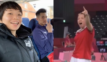 【東京奧運】中國羽毛球選手陳清晨比賽中疑狂爆粗「卧槽、我草」引熱議!內地網民力撐:清脆好聽