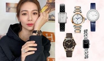 保值名錶2021推薦:10款入門級時尚名錶 最平$13,400入手!必買Cartier、Rolex、Chanel