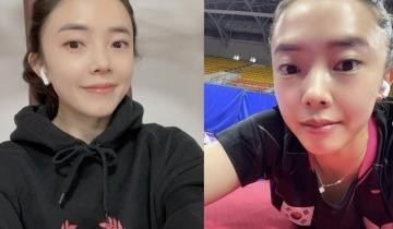 東京奧運|28歲田志希南韓乒乓球選手大方認臉容升級 年輕10年對比照引網民熱議