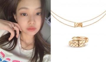 $11,500起人氣輕珠寶 Chanel Coco Crush系列戒指及頸鏈