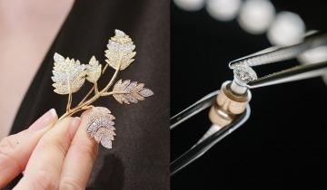 天然鑽石獨一無二!專訪古董珠寶收藏家 投資鑽石突出個人風格