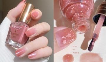 好氣息指甲油5大推薦+7款淡粉紅美甲提案 百搭又顯白