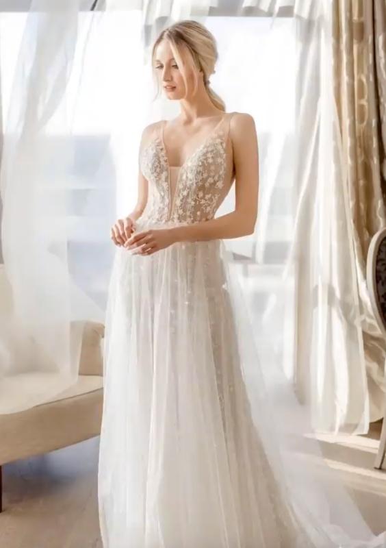2022婚紗趨勢-輕婚紗-簡約