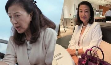 73歲馬海倫原來是半億隱形富豪 擁超罕見Hermès!家族身份顯赫:老公是總理、女婿是這間銀行高層