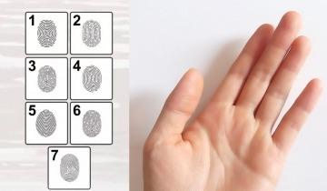 7種指紋透視性格特徵 一指即了解一個人:斗型紋=行動力強、箕型紋=易相處!