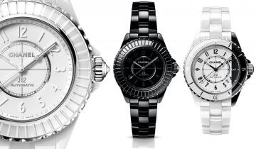 Chanel J12腕錶值得收藏! 必睇新機芯、限量獨特款、永續時尚設計